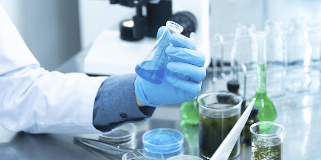 Un software de gestión empresarial en el sector químico